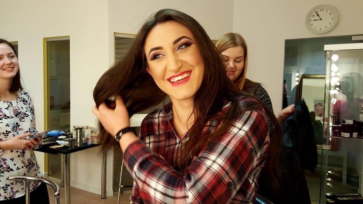 Model: Jelizaveta Davydova