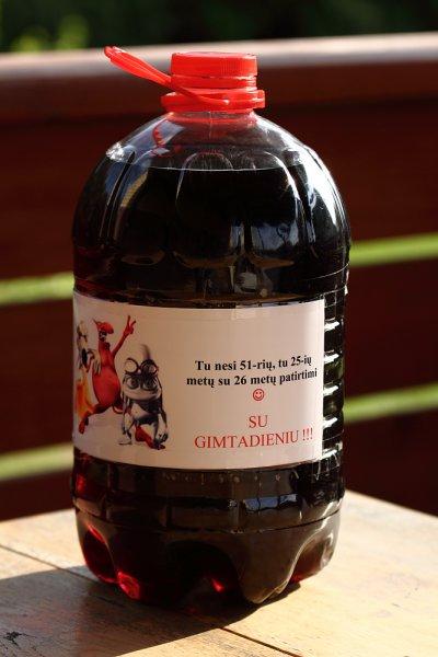 Draugo dovana... ne sultys...:)