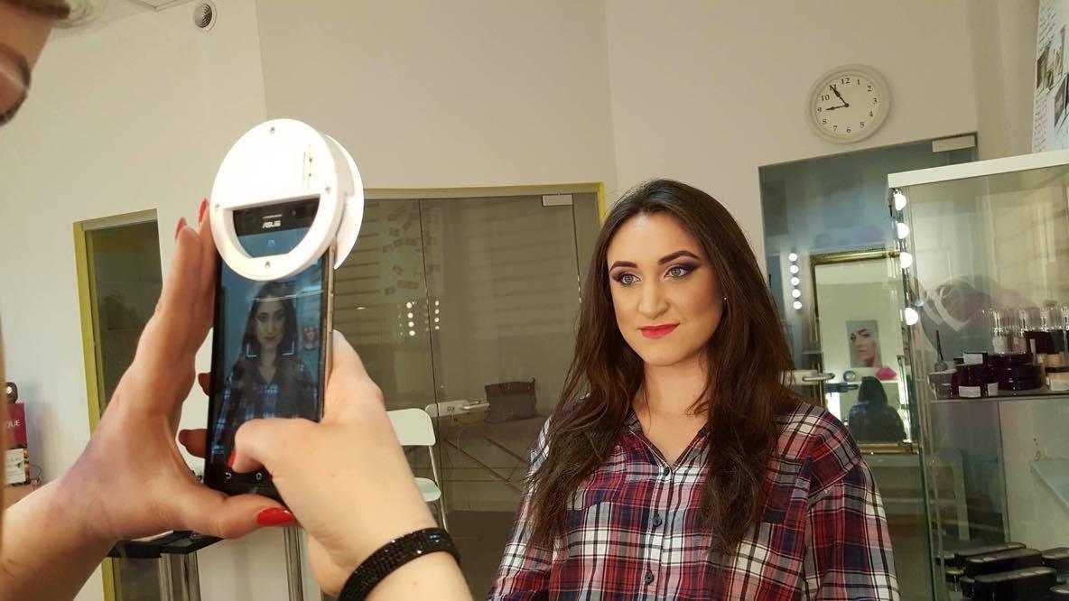 MakeUP model: Jelizaveta Davydova