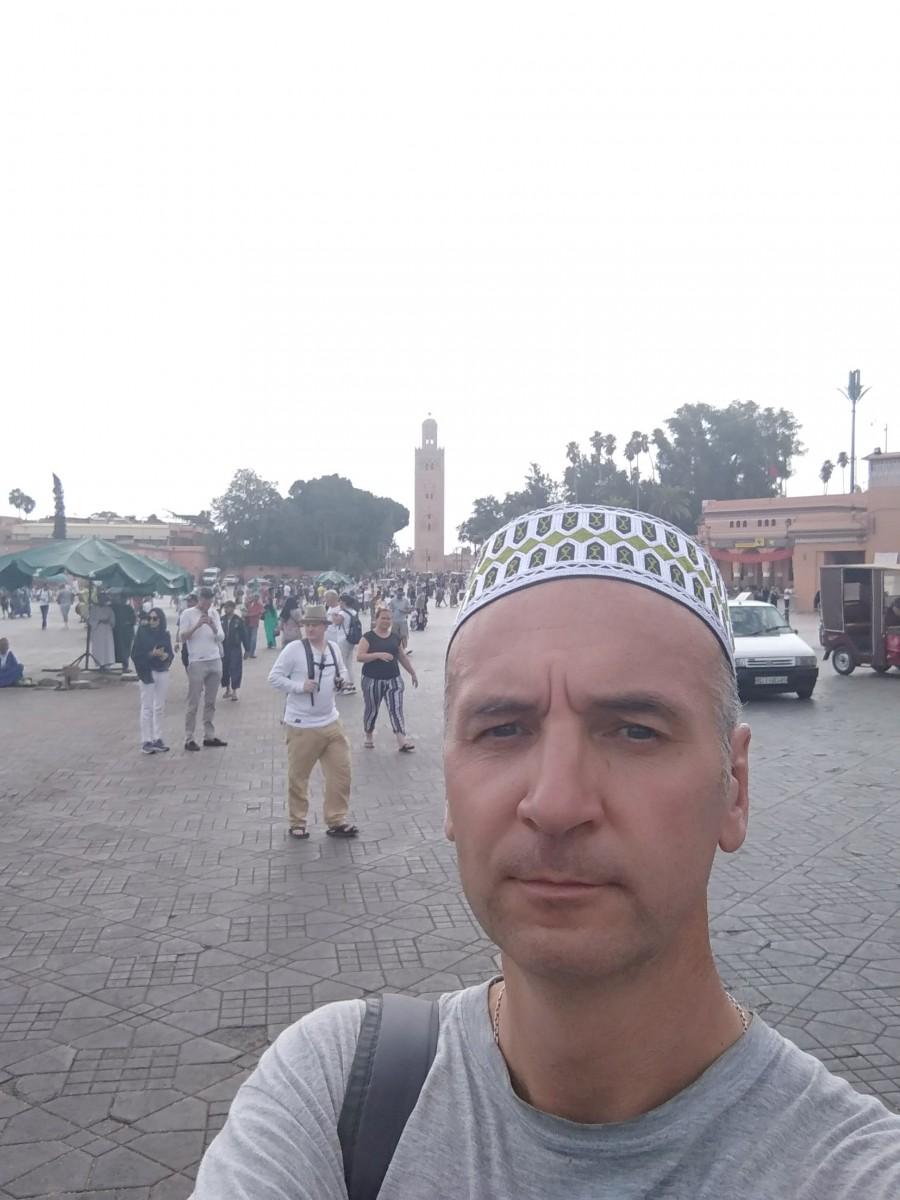 Marokas, Agadyr, 2018